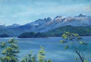 Across the Lake, Bariloche
